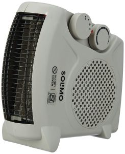 Roll over image to zoom in Amazon Brand - Solimo 2000-Watt Room Heater